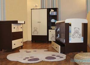 pacyga petit ourson chambre bb - Chambre Bebe Ourson
