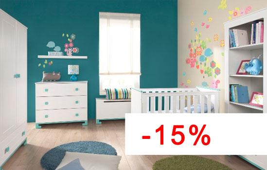 chambre b b compl te baby boutique en ligne. Black Bedroom Furniture Sets. Home Design Ideas