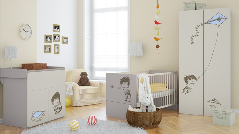 Awesome rangement with conforama chambre garon for Chambre bebe complete conforama