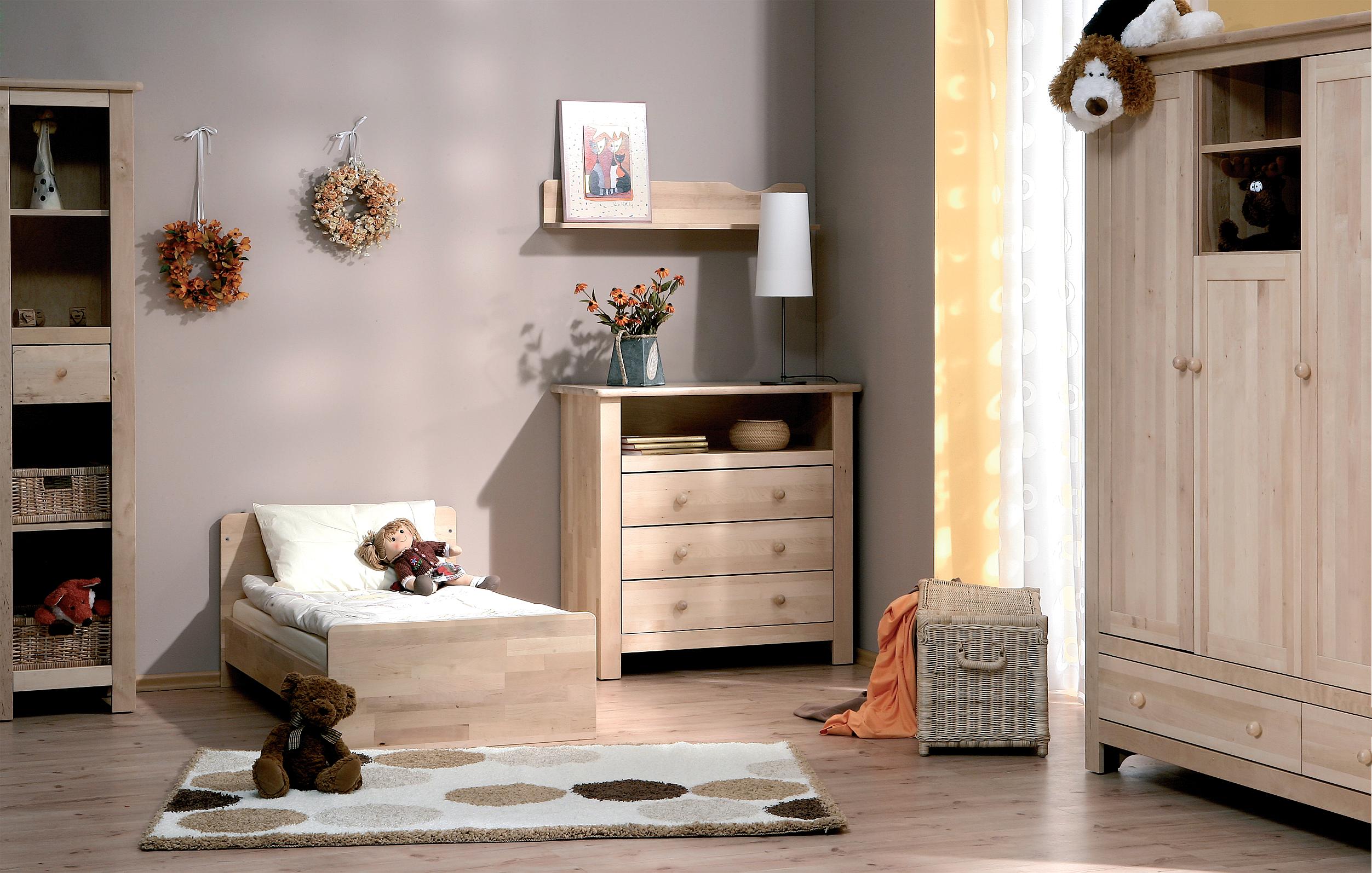 Mobilier Bois Massif Design Contemporain Pour Decoration Chambre ...